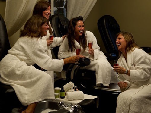 Business and Corporate Spa Retreats