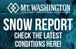 Mt. Washington Snow Report